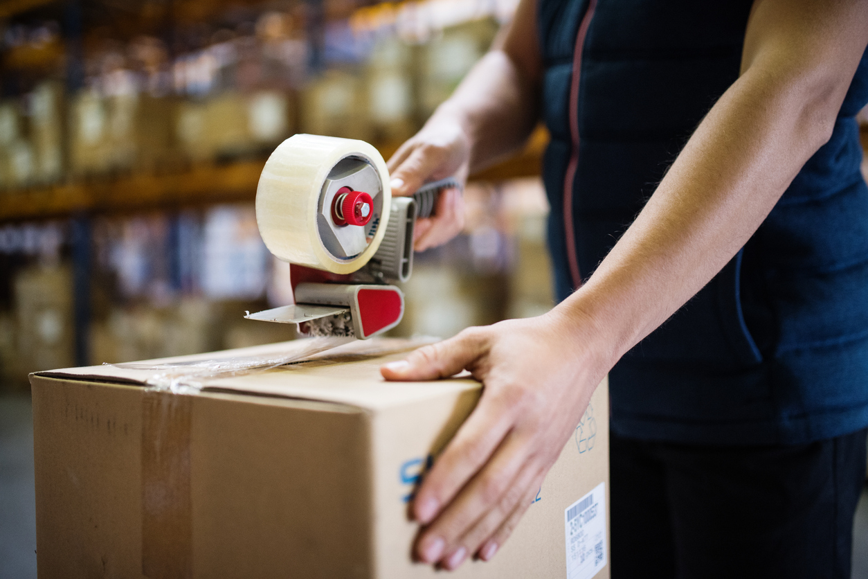 Packaging Tape 101: Which tape do you need? | Paper Products Equipment